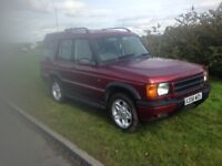 Discovery 2 td5 es auto