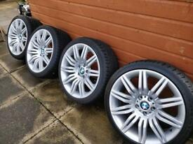 BMW 5 series Spider 172 wheels (price reduced from £875 to £700)