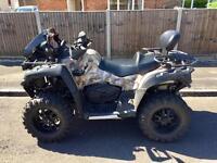 Quadzilla Road legal quad 800cc 2015