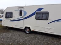 2013 - Bailey Pegasus Rimini 2 - Single Axle Touring Caravan
