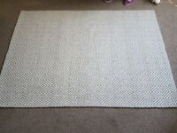Next rug 120cm x 180cm
