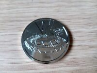 London 2012 Completer Medallion Olympic 50p Collection