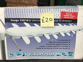 Vision Plus TV aerial