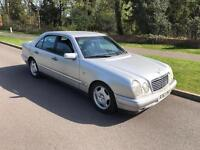 MERCEDES E220 Elegance 4dr AUTOMATIC 1 OWNER FROM NEW..EXCELLENT CONDITION ..
