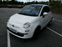 FIAT 500 LOUNGE 1.2 PATROL MANUAL 1OWNER £30 ROAD TAX