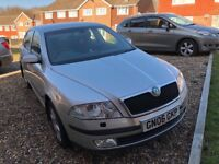 Skoda Octavia 2006 *new gearbox, clutch, front and rear break pads and discs