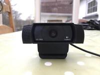 Cheap Logitech 1080p webcam