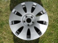 Audi Alloy Wheel, 16 inch Excellent CondItion