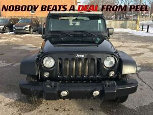 2014 Jeep Wrangler Sport **ONE OWNER**