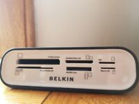 Belkin universal SD card reader.