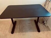 Used BEKANT desk from IKEA plus FREE office chair