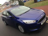 2015 Ford Focus 1.5 TDCi ECOnetic Style 5dr, FSH, 11 months MOT, 1 previous owner, free road tax