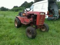 Wheelhores 800 3 speed mower/tractor