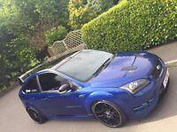 FORD FOCUS ST3 RS REPLICA 309 BHP £10000 BILLS REBUILT ENGINE FSH 1 OFF A FAST CAR