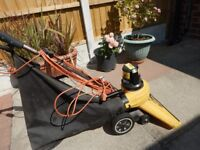 Trimrite Outdoor Vacuum made in U.S.A