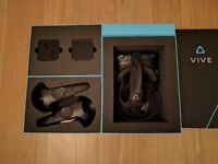 HTC Vive - Used and still in great condition