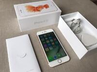 IPhone 6s - Larger 32gb Model - Boxed - Unlocked To Any Network