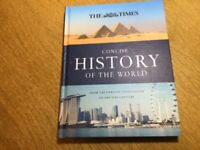 The Times Concise History of the World (Hardback - New)