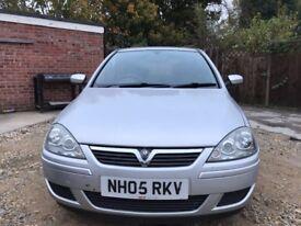 Quick sale - Vauxhall corsa for sale - low mileage