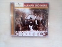 Allman Brothers Universal Masters Collection