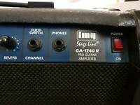 Stage Line guitar amplifier