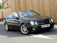 For sale Mercedes-Benz CLK320 CONVERTIBLE AMG REP FULLY LOADED FSH PX AVAILABLE