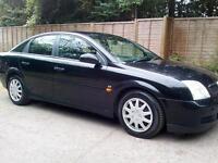 Vauxhall vectra 2.0 DTI 140000 miles