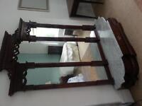 antique dresser mirrir chiffonaire