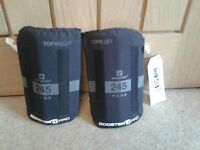 Rooster hike pads size 245 Brand New With Tags