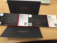 Adele Tickets - Sunday 2nd July 2017