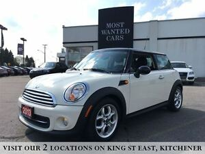 2013 MINI Cooper Hardtop Cooper | LEATHER | DUAL ROOF