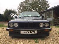 BMW E30 1986 £.5ltr M30B35