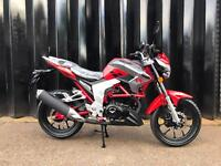 Brand New Lexmoto Venom EFI Euro 4 Now in Stock
