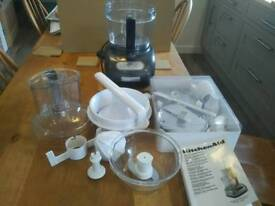 Kitchen Aid Artisan Food Processor