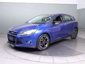2014 Ford Focus SE SPORT HATCH AC MAGS