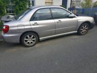 Subaru impreza blobeye gx sport spares or repairs