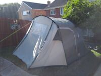 Coleman lakeside 4 deluxe tent