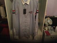 Men's Armani dress shirt.