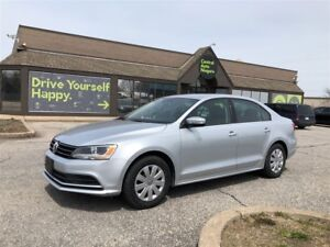 2015 Volkswagen Jetta Trendline+ / BLUETOOTH / HEATED SEATS & MI