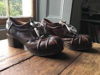 True Vintage platform shoes men's size 9