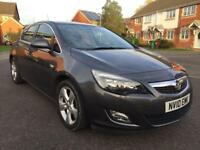 2010 VAUXHALL ASTRA SRI TURBO 12 MONTH MOT SERVICE HISTORY CROUIS HPI CLEAR HPI CLEAR