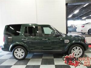 2011 Land Rover LR4 LUX V8/LEATHER/SUNROOF/AIR RIDE