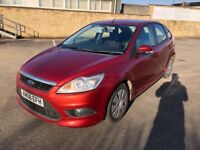 2008 Ford Focus with a high spec