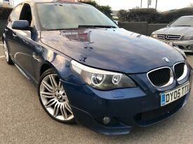 BMW 525D M-SPORT AUTO!! QUICK SALE!