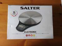 Brand New Salter Digital Kitchen Scales.