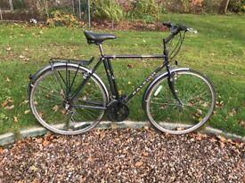 Raleigh Pioneer bicycle.