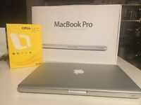 "MacBook Pro 13"" 4GB with new 256GB SSD"