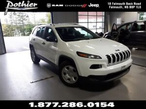 2016 Jeep Cherokee Sport | HEATED SEATS | 5.0 TOUCHSCREEN | UCON