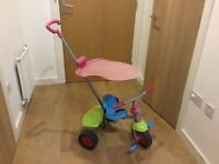 First toddlers trike tricycle kids children 18-36 months