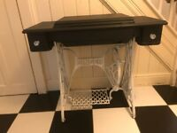 Vintage upcycled Singer table/dressing table